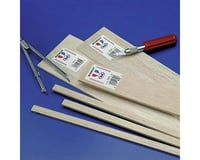 Midwest Balsa Strips 3/16 x 1/2 x 36 (12) | relatedproducts