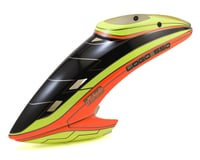 Mikado Logo 550 Canopy (Neon Yellow/Orange) (2017 Edition)