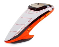 Mikado Logo 550 Canopy (White/Black/Orange) | relatedproducts