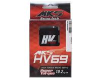 Image 3 for MKS Servos HV69 Metal Gear Micro Digital Servo (High Voltage)