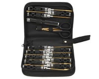 Maxline R/C Products 14 Piece Honeycomb Tool Set w/Case (Black) | alsopurchased
