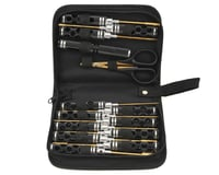 Maxline R/C Products 14 Piece Honeycomb Tool Set w/Case (Black)