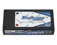 Muchmore Impact FD2 1S 1/12 LiPo Battery Pack 110C w/4mm Bullets (3.7V/8000mAh)