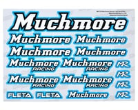 Muchmore Decal Sheet (Blue)