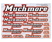 Muchmore Decal Sheet (Red)