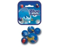 Mega Marbles  Blue Dolphin Game Net 24 + 1