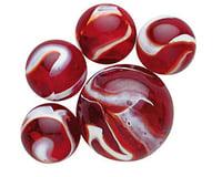 Mega Marbles  Rooster Marbles 24 + 1