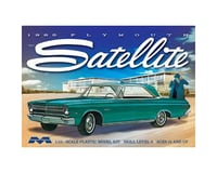 Moebius Model 1/25 Scale 1965 Plymouth Satellite Model Kit