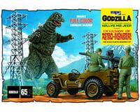 Round 2 MPC 1/25 Godzilla Army Jeep