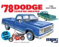 Round 2 MPC 1/25 1978 Dodge D100 Custom Pickup 2T