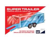 Round 2 MPC 1/25 Super Display Case Trailer