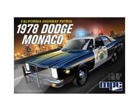 Round 2 MPC 1/25 1978 Dodge Monaco CHP Police Car, 2T