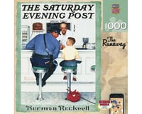 Masterpieces Puzzles & Games 71408 The Runaway 1000pcs