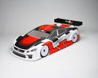 Mon-Tech Silvy200 Nitro Sedan Body (Clear) (200mm)