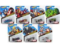 Mattel Hw Marvel Character Car Assortment (1)
