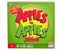 Mattel N1387 Apples to Apples Junior Card Game