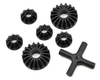 Image 1 for Mugen Seiki MTC1 Differential Gears & Cross Shaft Set