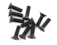 Mugen Seiki 3x10mm SIG Flat Head Screw (10) | alsopurchased