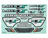 Mugen Seiki MBX7TE Decal Sheet | relatedproducts
