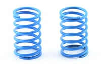 Mugen MTX4R Seiki Rear Shock Springs 1.7 (Light Blue) (MTX/MSX) (2)