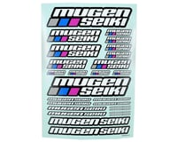 Mugen Seiki Large Decal Sheet