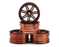 MST X603 Wheel Set (Copper) (4) (+3 Offset)
