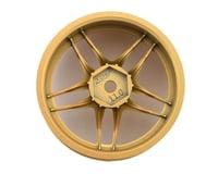 Image 2 for MST FB Wheel Set (Gold) (4) (+11 Offset)