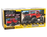 Image 7 for MST CFX-W Scale RTR Scale Rock Crawler w/JP1 Body (313mm Wheelbase)