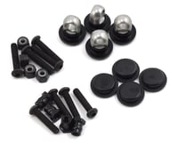 MST FXX-D Aluminum Adjustable Shock Upper End Set (4)