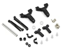 MST Aluminum Front Lower Arm Set (Black) | alsopurchased