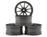 MST 5H Wheel Set (Silver Grey) (4) (+1)