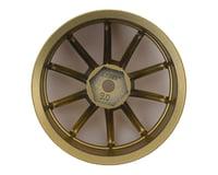 Image 2 for MST GTR Wheel Set (Gold) (4) (+9 Offset)