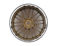 Image 2 for MST S-GD 21 Wheel Set (Gold) (4) (Offset Changeable)