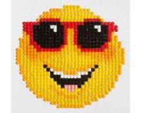 Needle Art World Needleart World Smiling Face Diamond Embroidery Kit