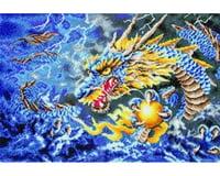 Needle Art World Mythical Dragon 26.7X18.5