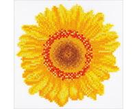 Needle Art World Needleart World Happy Day Sunflower Diamond Embroidery Kit