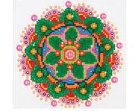Needle Art World Flower Mandala 8X10