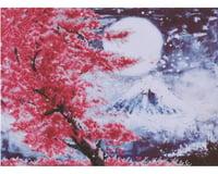 Needle Art World Needleart World Diamond Dotz Cherry Blossom Mountain Embroidery Facet Art Kit
