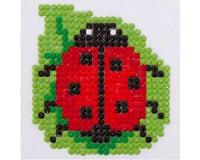 Needle Art World Needleart DDS.008 World Lady Luck Diamond Embroidery Kit