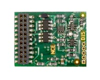 NCE Corporation HO Decoder D16 w 21 pin MTC plug 6-Function