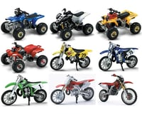 New Ray 1/32 Dirt Bike & ATV (1)