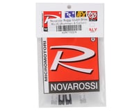 Image 2 for Novarossi Buggy Clutch Shoe Kit (4) (Aluminum & Carbon)