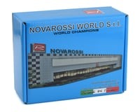 Image 7 for Novarossi BX3 .21 Off-Road Short Stroke Nitro Engine (Turbo) (Steel)