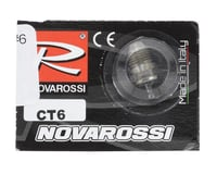 "Novarossi ""CT"" #6 On-Road Turbo Glow Plug (Medium)"