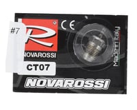 "Novarossi ""CTO"" #7 Off Road CT07 Turbo Glow Plug (Cold)"