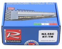 Image 6 for Novarossi 2.5 Super Charged Engine w/51226-207 Tuned Pipe (T-Maxx) (Turbo)