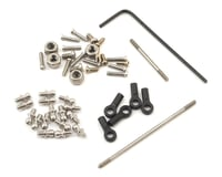Image 2 for Orlandoo Hunter 35P01 55mm Complete Metal Axle Kit (Silver)