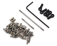 Image 2 for Orlandoo Hunter 60mm Metal Front & Rear Axle Set (Silver) (Custom)
