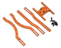 Orlandoo Hunter OH35A01 Aluminum Chassis Rail Set w/Skid (Orange) | alsopurchased