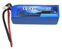Optipower 5S 50C LiPo Battery (18.5V/4700mAh)